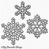 MY FAVORITE THINGS-Let It Snowflake Too Die-namics