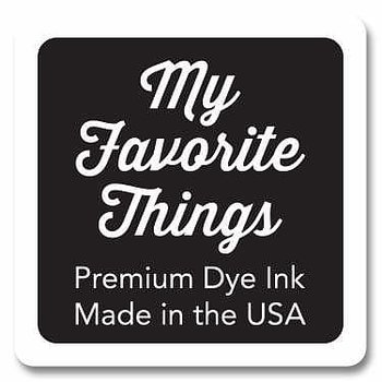 MY FAVORITE THINGS Premium Dye Ink Cube Black Licorice