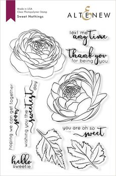 ALTENEW -Sweet Nothings Stamp Set