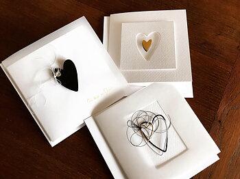 ALEXANDRA RENKE-Die 'Two heart frames'