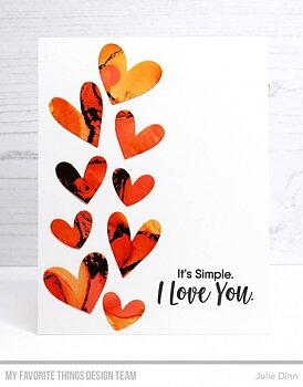 My Favorite Things -Lots of Hearts Die-namics