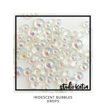 STUDIO KATIA-IRIDESCENT BUBBLES