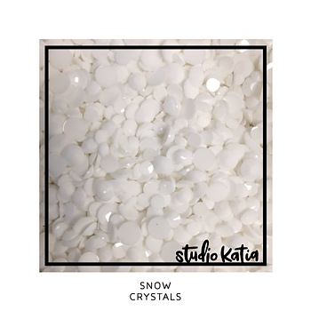 STUDIO KATIA-SNOW CRYSTALS