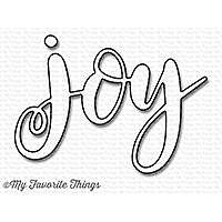 MY FAVORITE THINGS -Joy Die-namics