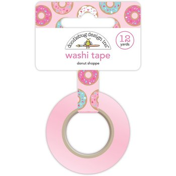 DOODLEBUG   WASHI TAPE -Donut Shoppe