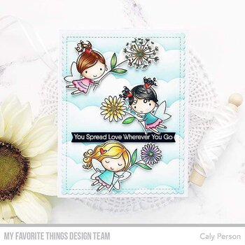 MY FAVORITE THINGS -Flower Fairies