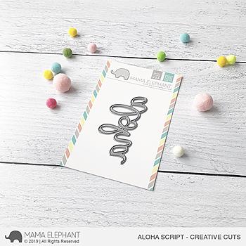MAMA ELEPHANT-ALOHA SCRIPT - CREATIVE CUTS