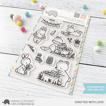 MAMA ELEPHANT-CRAFTED WITH LOVE