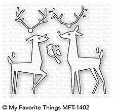 MY FAVORITE THINGS -Delightful Deer Die-namics