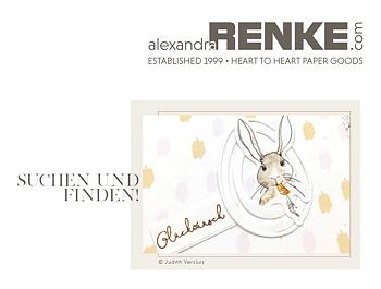 ALEXANDRA RENKE -Dies 'Easter eggs frame'