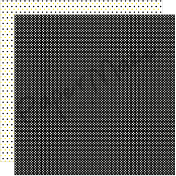 PAPERMAZE  Black Dottie