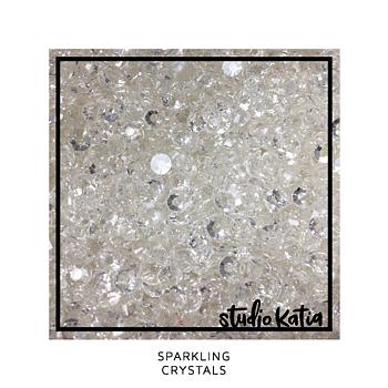 STUDIO KATIA-SPARKLING CRYSTALS
