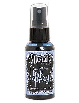 RANGER DYLUSIONS  Ink Spray Periwinkle Blue, 2oz