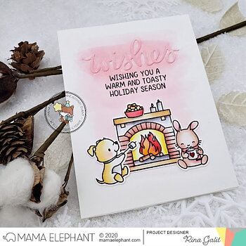 MAMA ELEPHANT-TOASTY FRIENDS