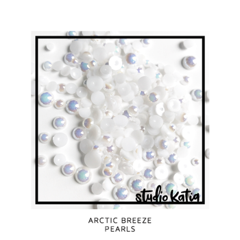 STUDIO KATIA-ARCTIC BREEZE PEARLS