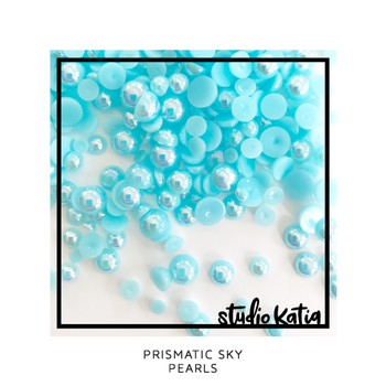 STUDIO KATIA-PRISMATIC SKY PEARLS