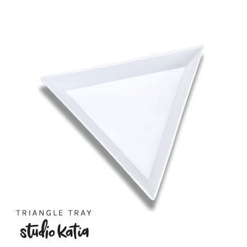 STUDIO KATIA-TRIANGLE TRAY