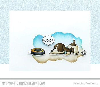 MY FAVORITE THINGS -BB Woof Pack