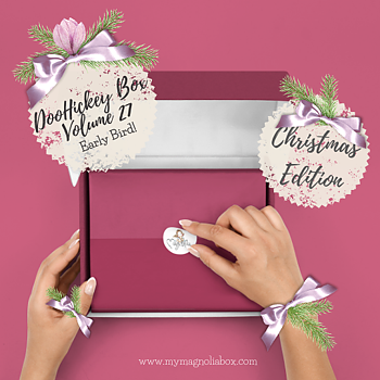MAGNOLIA   DooHickey Box Vol 27 CHRISTMAS {Early Bird}  Pre Order