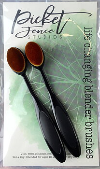 Picket Fence Studios Life Changing Blending Brushes (2pcs)