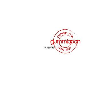 GUMMIAPAN -På namnsdagen 20020343