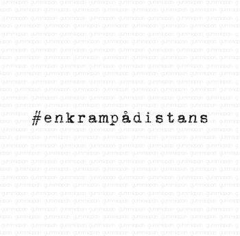 GUMMIAPAN -#enkrampådistans