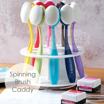 Taylored Expressions Blender Brush Storage Caddy
