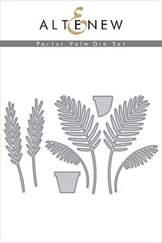 ALTENEW -Parlor Palm Die Set