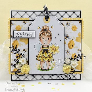 PAPER NEST DOLLS-Lil Bee Emma
