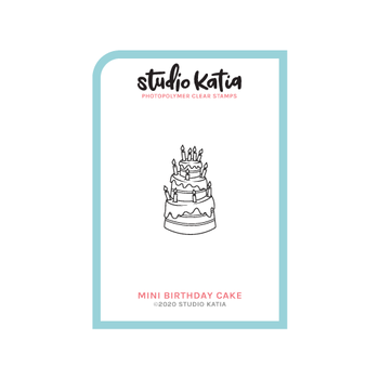 STUDIO KATIA-MINI BIRTHDAY CAKE