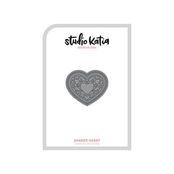 STUDIO KATIA-SHAKER HEART  DIE
