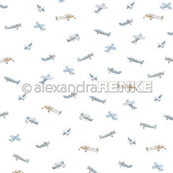 ALEXANDRA RENKE -Design paper  Toy Planes