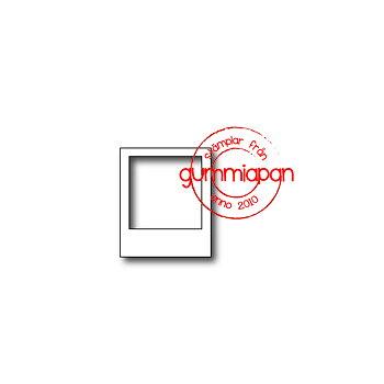 GUMMIAPAN -Large Polaroid
