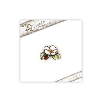 MAGNOLIA LZ09 Flower with Ladybug