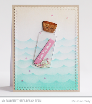 MY FAVORITE THINGS -Message in a Bottle Die-namics
