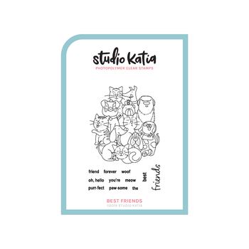 STUDIO KATIA-BEST FRIENDS