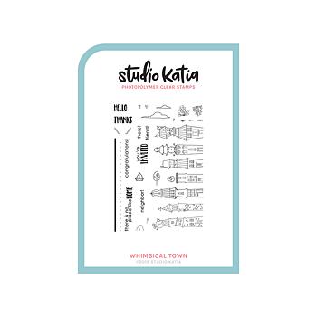 STUDIO KATIA-WHIMSICAL TOWN