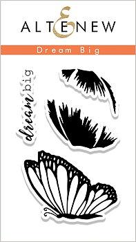 ALTENEW -Dream Big Stamp Set