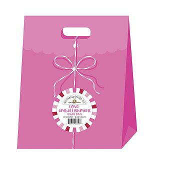 Doodlebug Design Love Embellishment Grab Bag  FYLLD MED DEKORATIONER! 29 st förpackningar