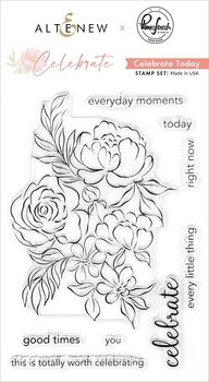 ALTENEW -Celebrate Today Stamp Set