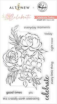 ALTENEW -Celebrate Today Stamp Set