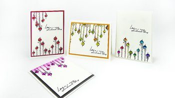 Polkadoodles -Me & You Stamp set - Timeless Rose Collection