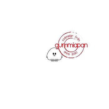 GUMMIAPAN -Fluff ball (medim)