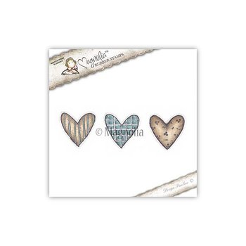MAGNOLIA SO08 Shabby Chic Hearts