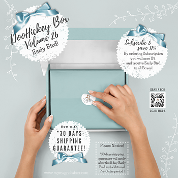 MAGNOLIA  DooHickey Box Vol 26 {Early Bird} THEME MARINE Pre Order