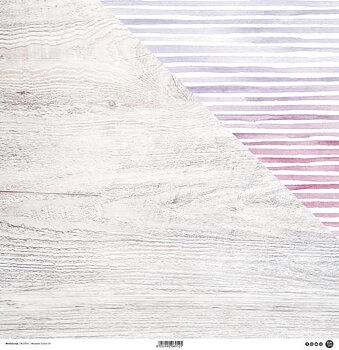 MODASCRAP - WOODEN COLORS 01 - DOUBLE FACE KIT 20 Pcs