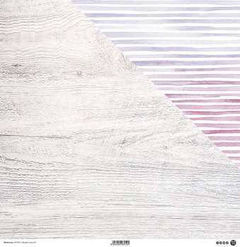 """MODASCRAP - WOODEN COLORS 01 - DOUBLE FACE KIT 6x6""""4 Pcs"""