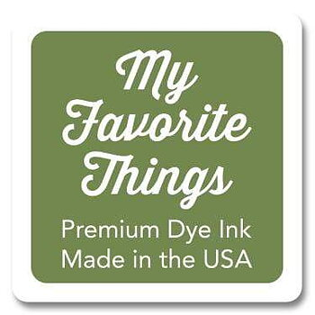 MY FAVORITE THINGS Premium Dye Ink Cube Jellybean Green