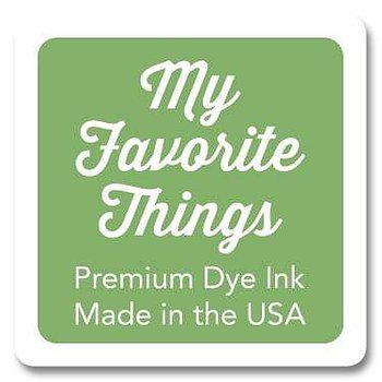 MY FAVORITE THINGS Premium Dye Ink Cube Gumdrop Green