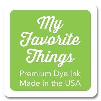 MY FAVORITE THINGS Premium Dye Ink Cube Green Room